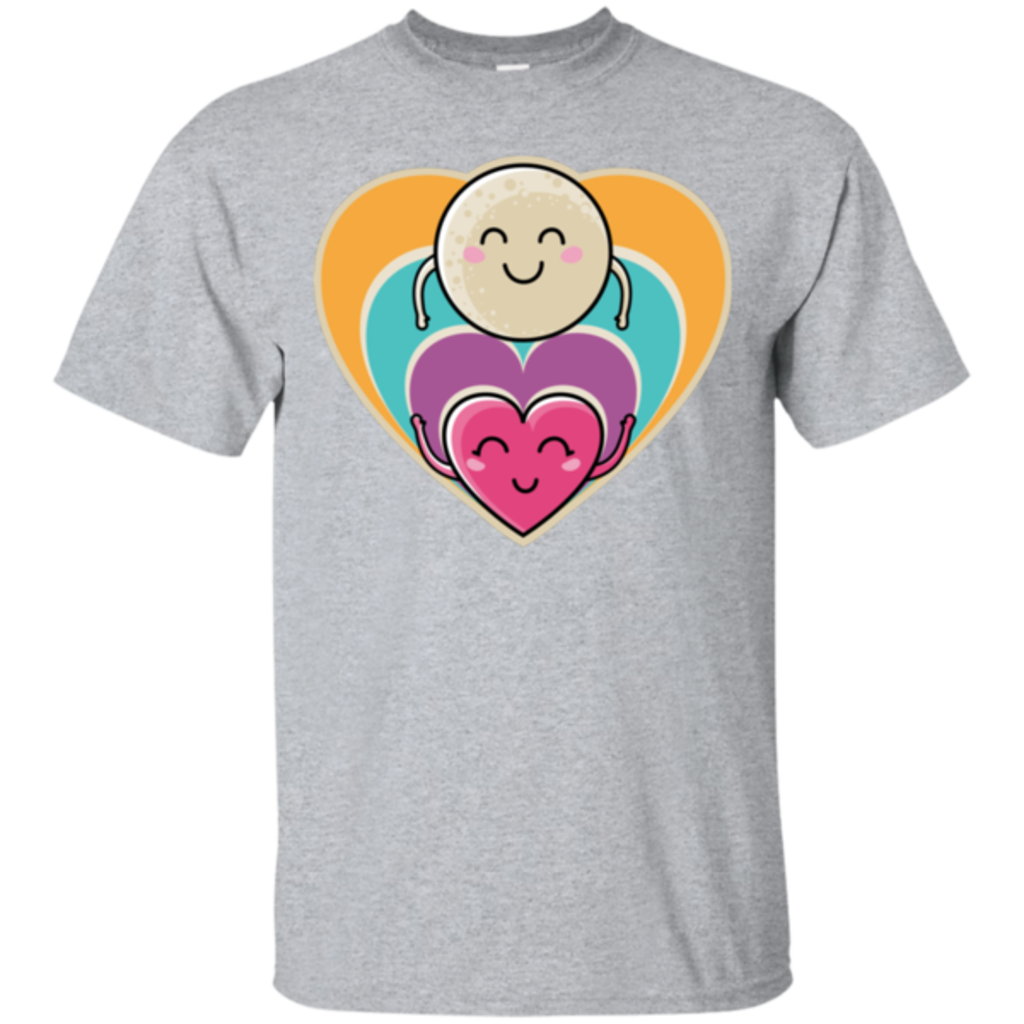 Pop-Up Tee: Love to the Moon and Back