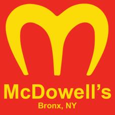 Textual Tees: McDowells T-Shirt
