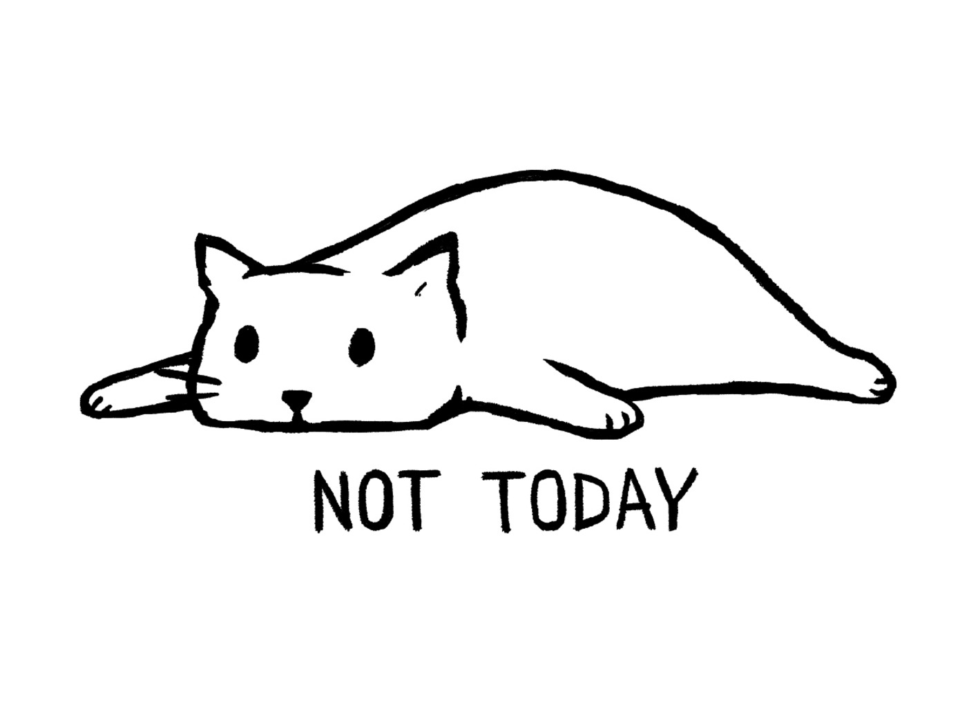 Threadless: Not Today