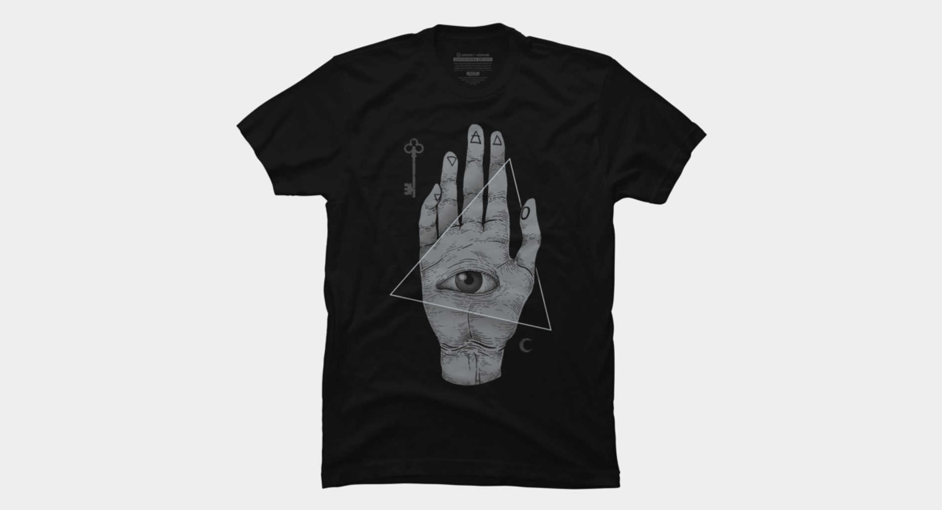 Design by Humans: Witch Hand