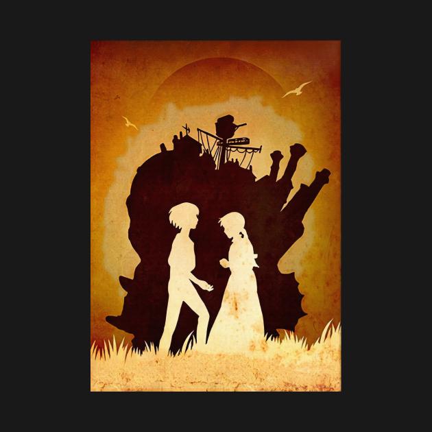 TeePublic: Hayao Miyazaki
