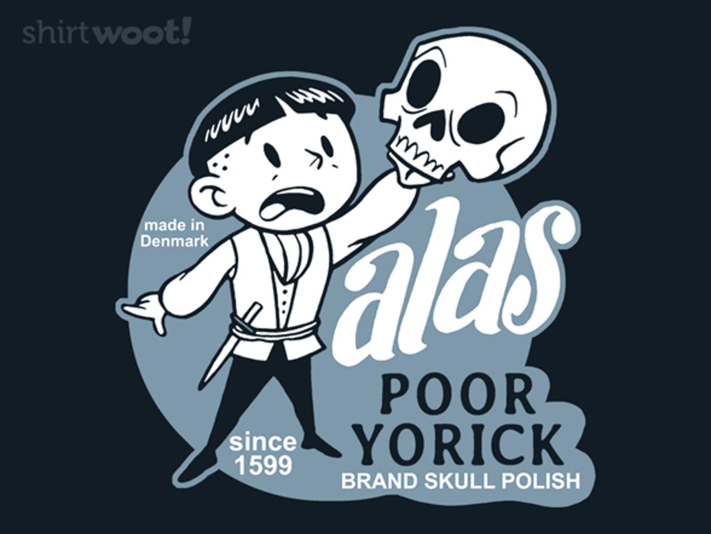 Woot!: Alas!