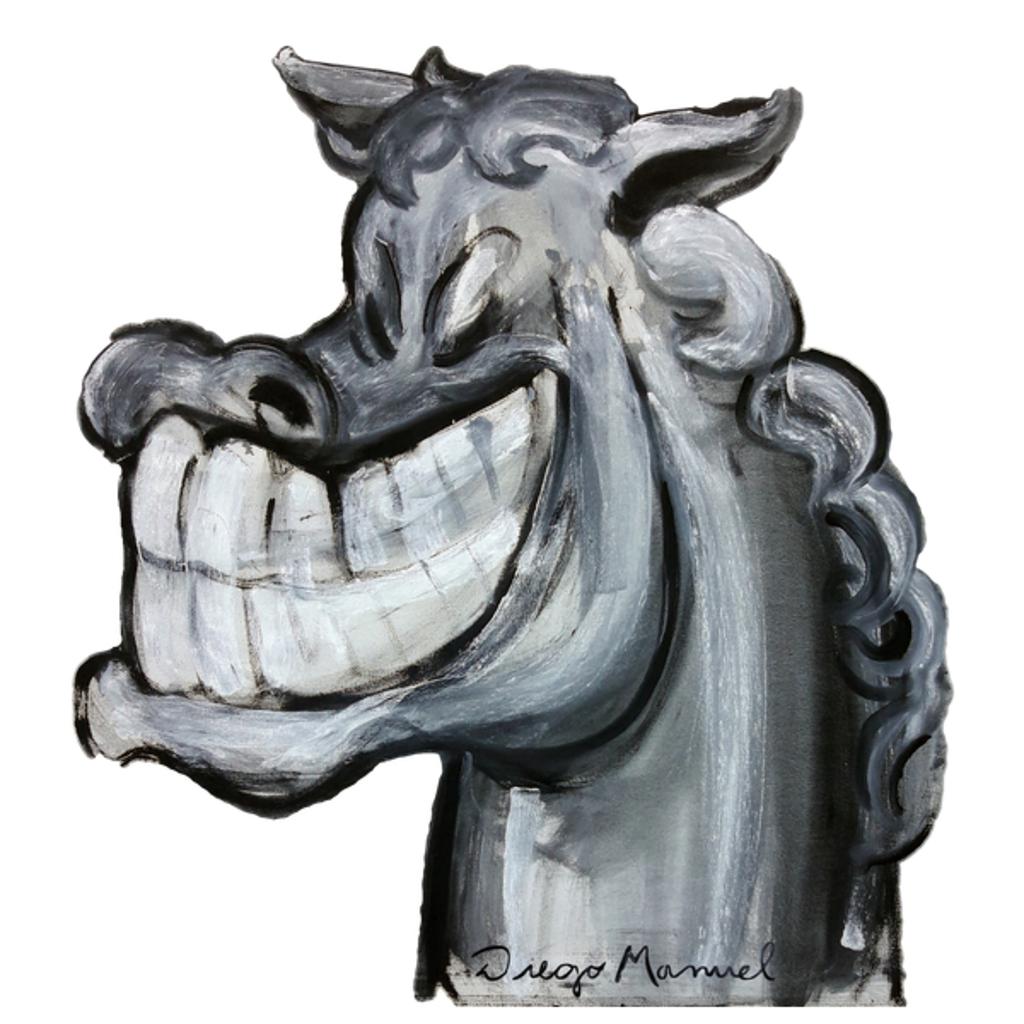 NeatoShop: Horse laugh 2