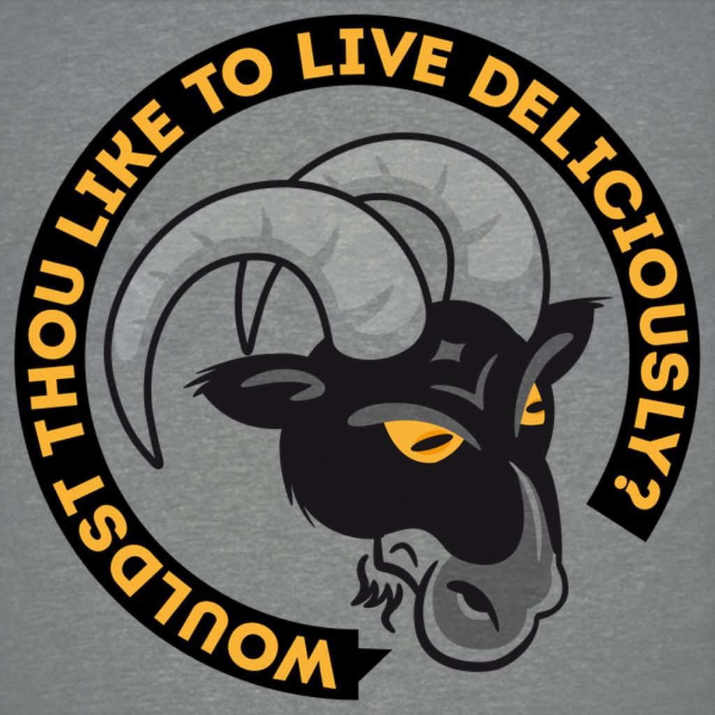 NeatoShop: Live Deliciously?