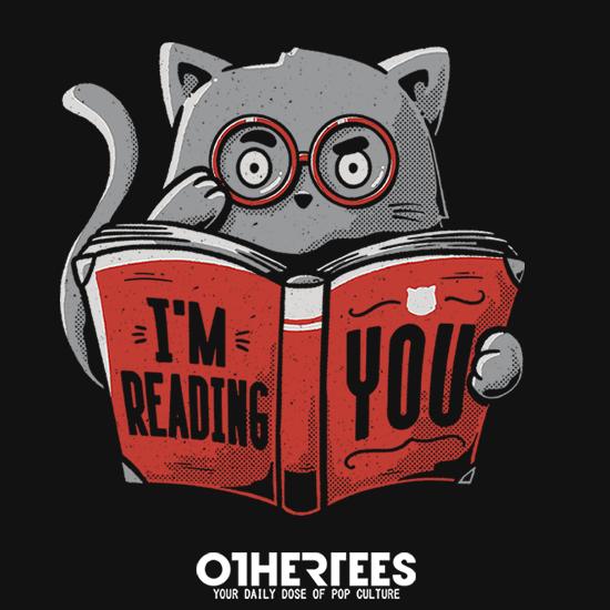 OtherTees: I'm Reading You