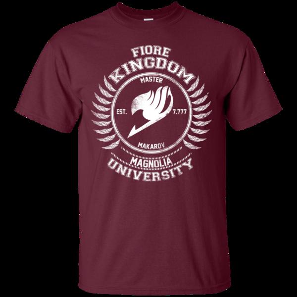 Pop-Up Tee: Magnolia University