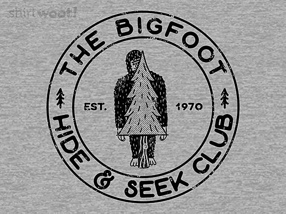 Woot!: Hide and Seek Club