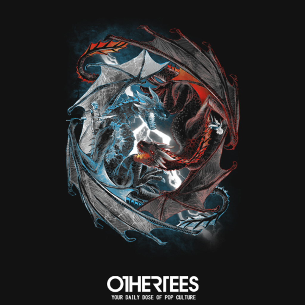 OtherTees: Game of Dragons