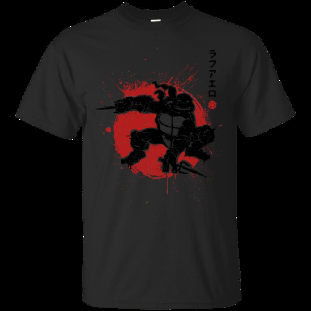 Pop-Up Tee: TMNT - Sai Warrior