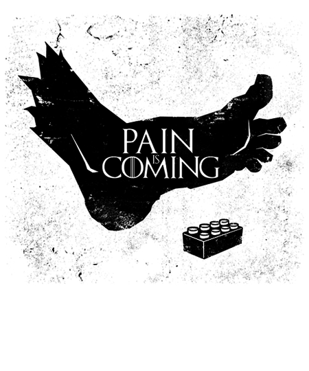 Qwertee: Pain Is Coming