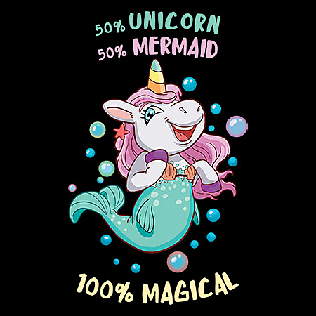 MeWicked: 50% Unicorn, 50% Mermaid = 100% Magical