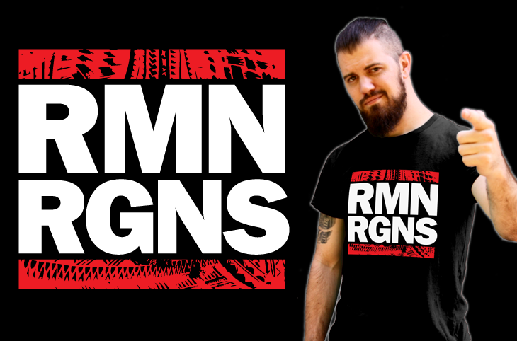 Top Rope Tuesday: RMN RGNS