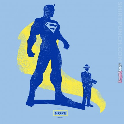 ShirtPunch: Clark Kent Alter Ego