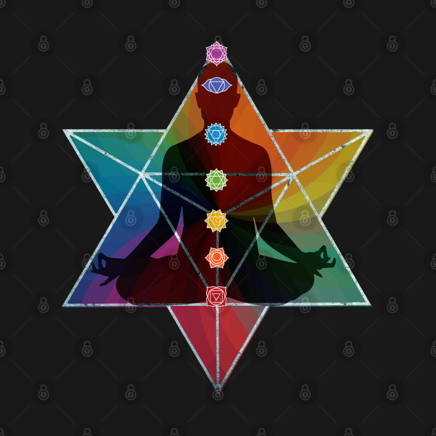TeePublic: Merkaba Activation Meditation