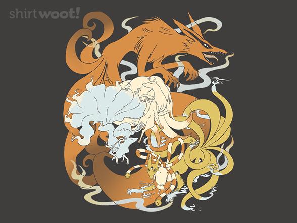 Woot!: Fox Spirit