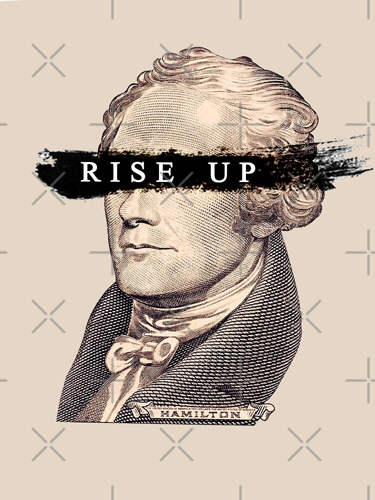 RedBubble: RISE UP!