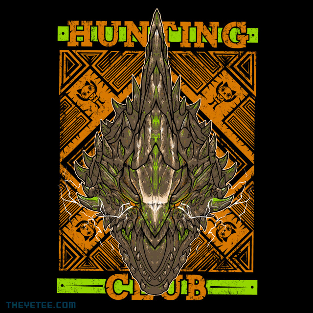 The Yetee: Hunting Club: Astalos
