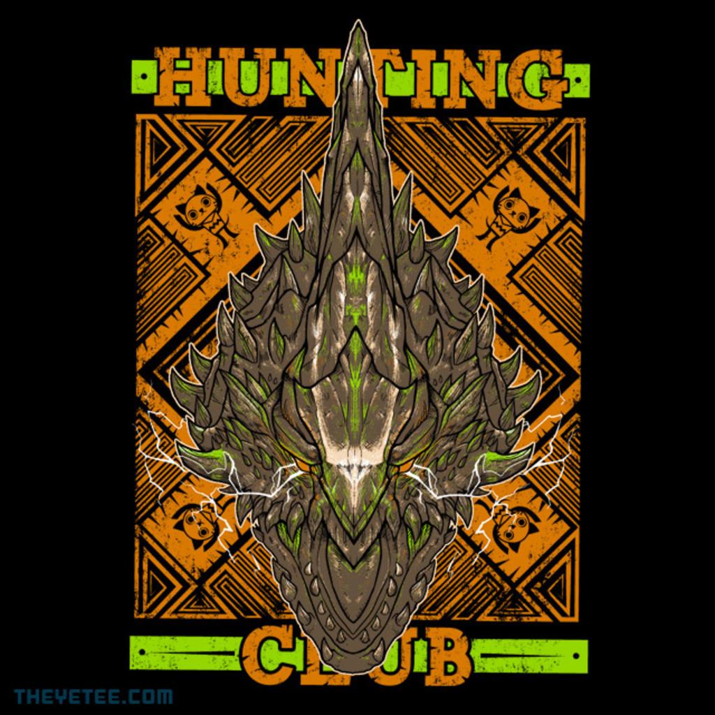 The Yetee: Hunting Club: Astalos