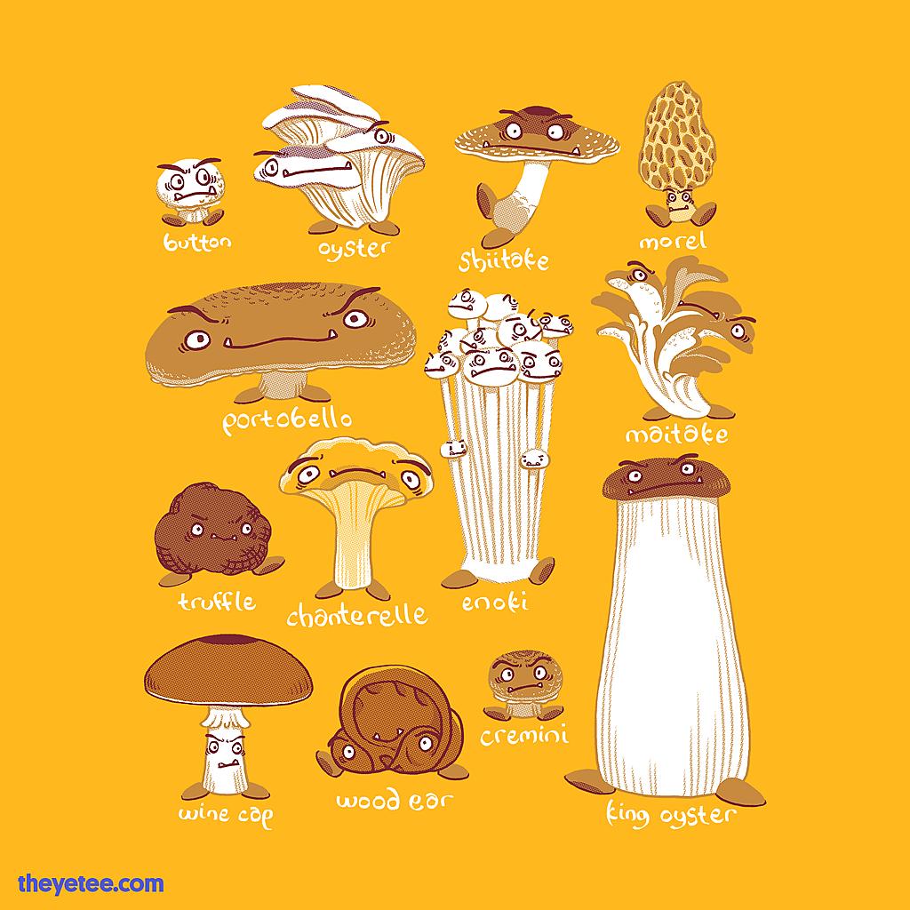 The Yetee: Mushroomba