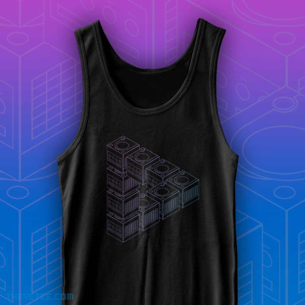The Yetee: Forever Gaming Tank Top