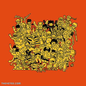 The Yetee: Ultimate-ish
