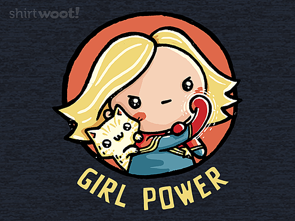 Woot!: Girl Power: Captain