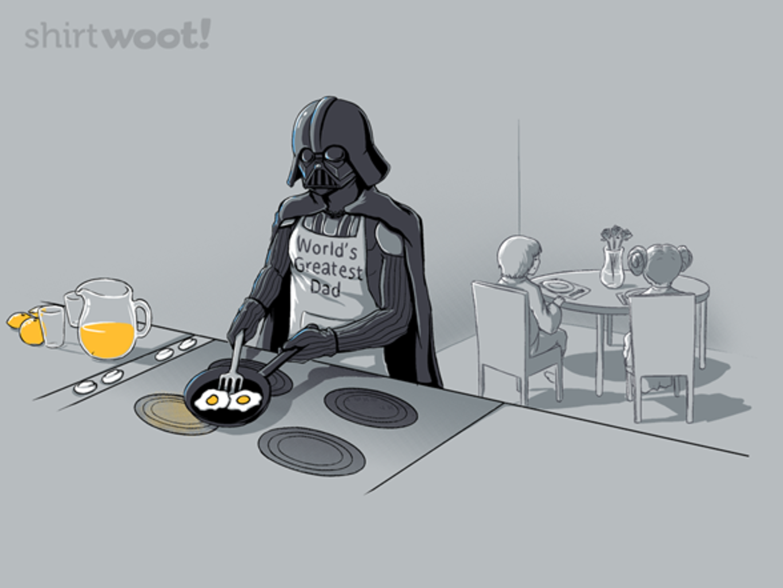 Woot!: Family Breakfast