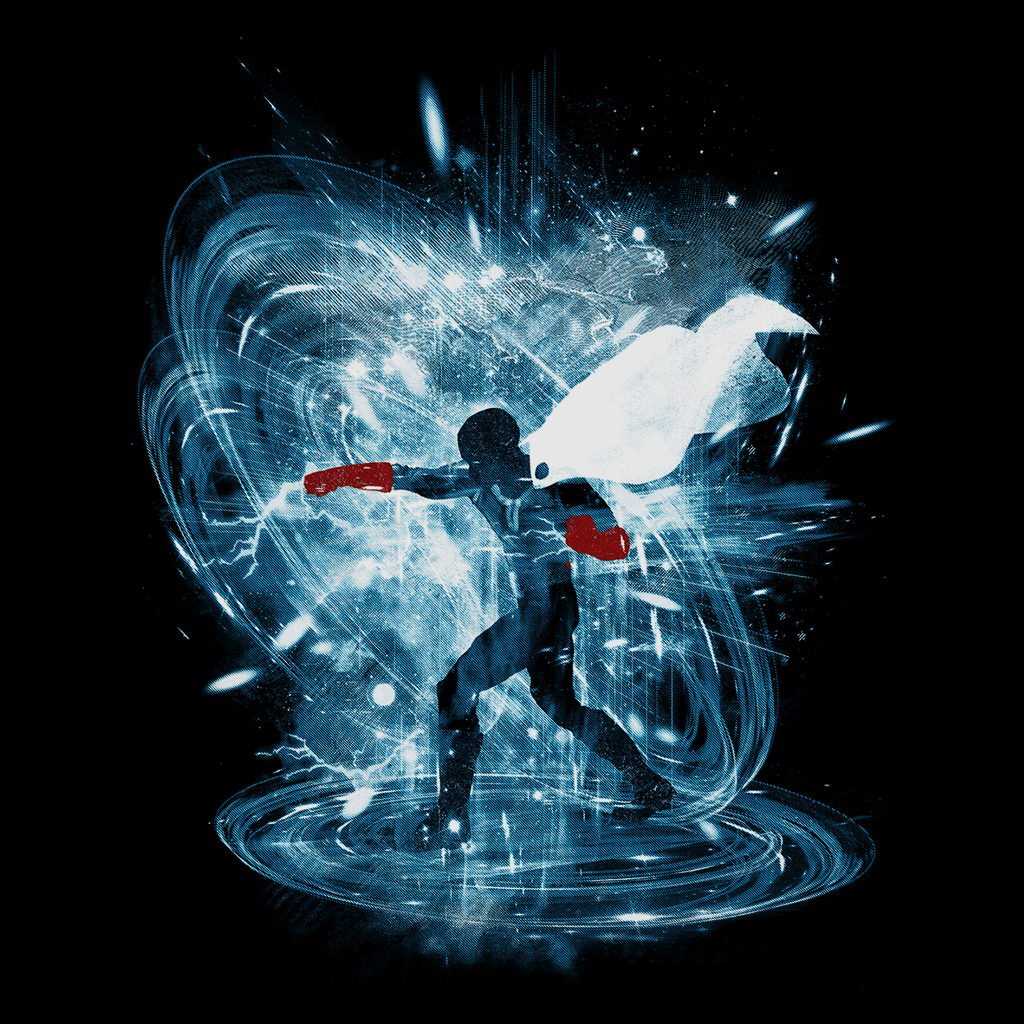 Pop-Up Tee: One Punch Storm