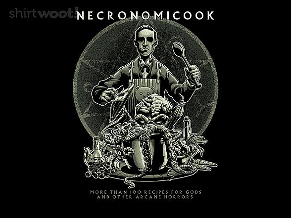 Woot!: Necronomicook