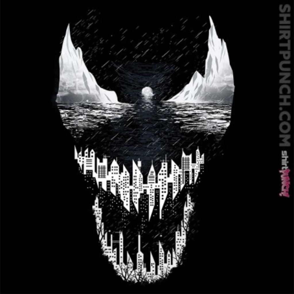 ShirtPunch: Symbiote City