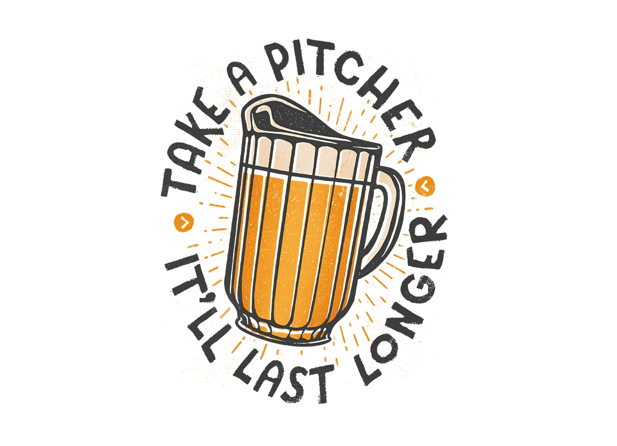 Threadless: Take A Pitcher