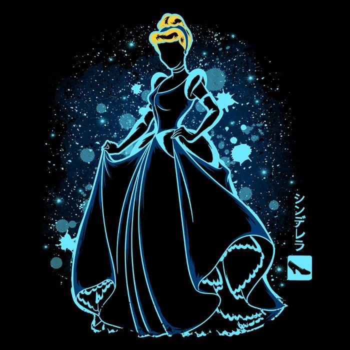 Once Upon a Tee: The Cendrillon Princess