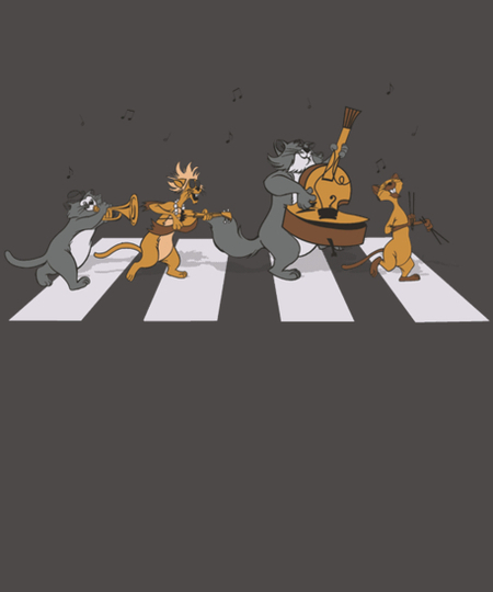 Qwertee: The cats