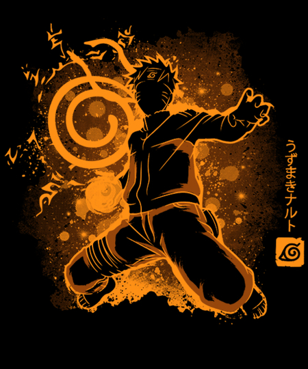 Qwertee: The Jinchuriki