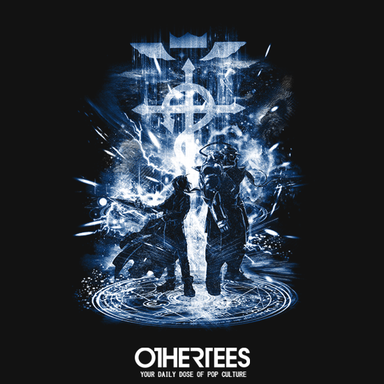 OtherTees: Brotherhood Storm