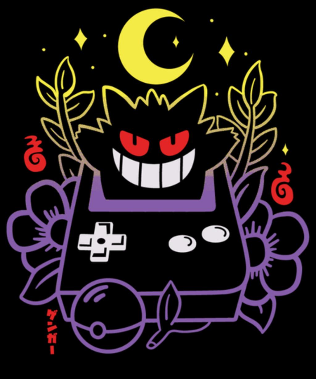 Qwertee: Pocket ghost