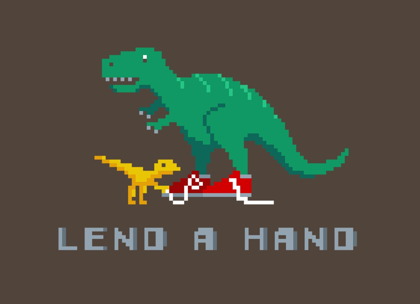 Threadless: Lend a Hand