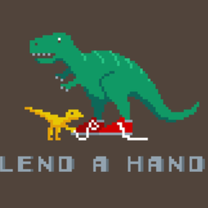 Threadless: Lend a Hand