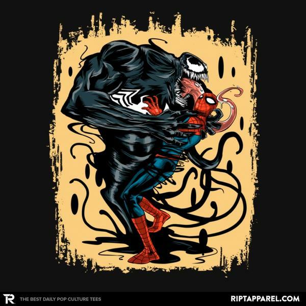 Ript: Spider Kiss