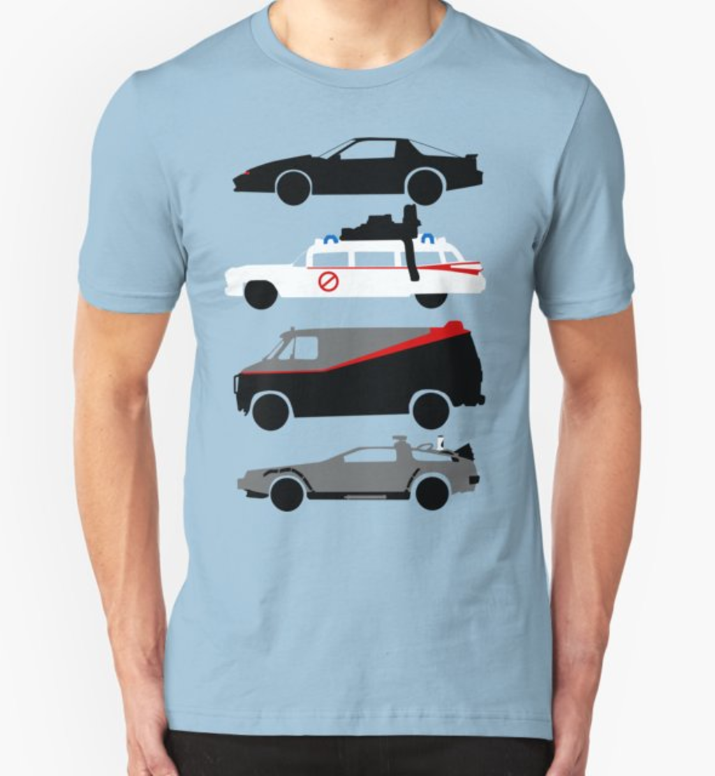 RedBubble: The Car's The Star