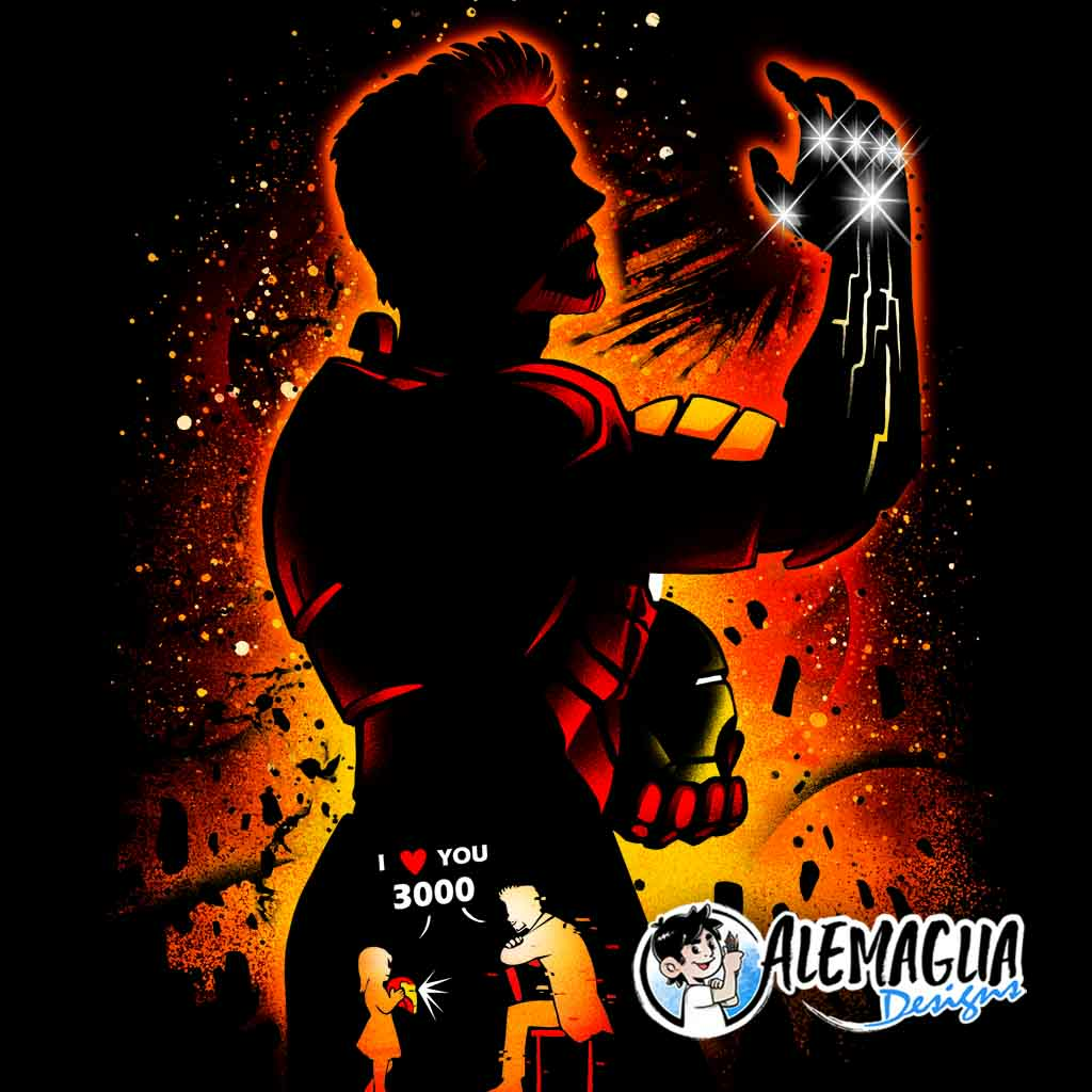 TeeTee: Man of Iron