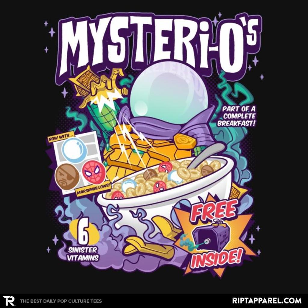 Ript: Mysteri-O's