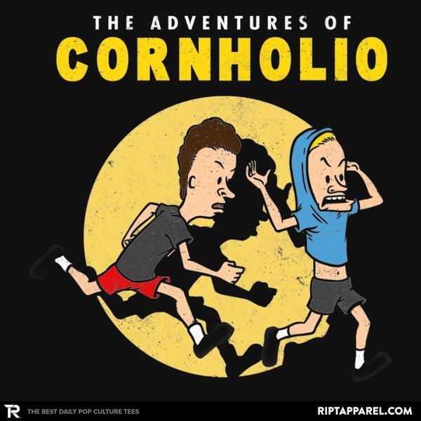 Ript: The Adventures of Cornholio