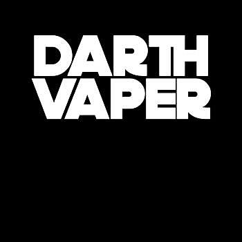 BustedTees: Darth Vaper Vape Life Vaping Nerd Geek Funny Joke