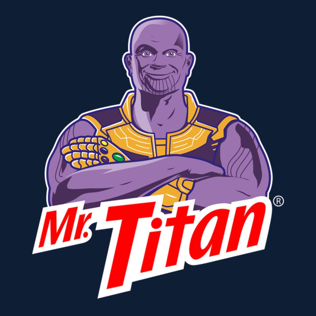NeatoShop: Mr. Titan