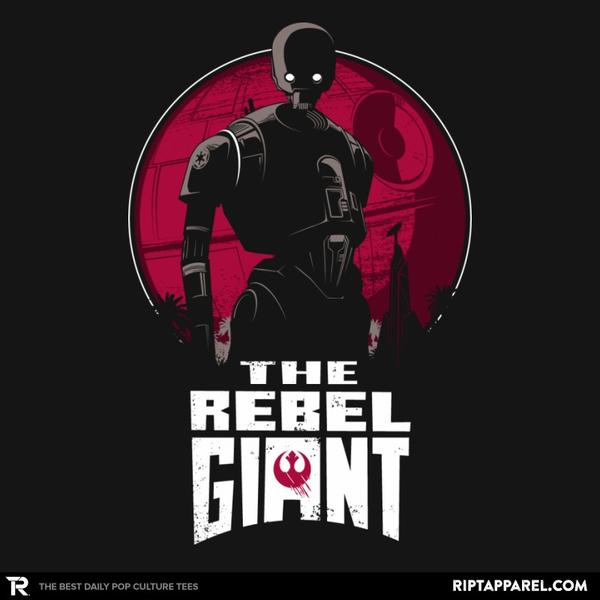 Ript: The Rebel Giant