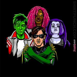 ShirtPunch: Bohemian Titans