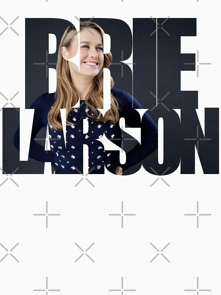 RedBubble: Brie Larson