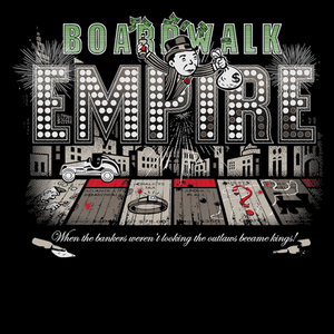 Pop-Up Tee: Boardwalk Empire