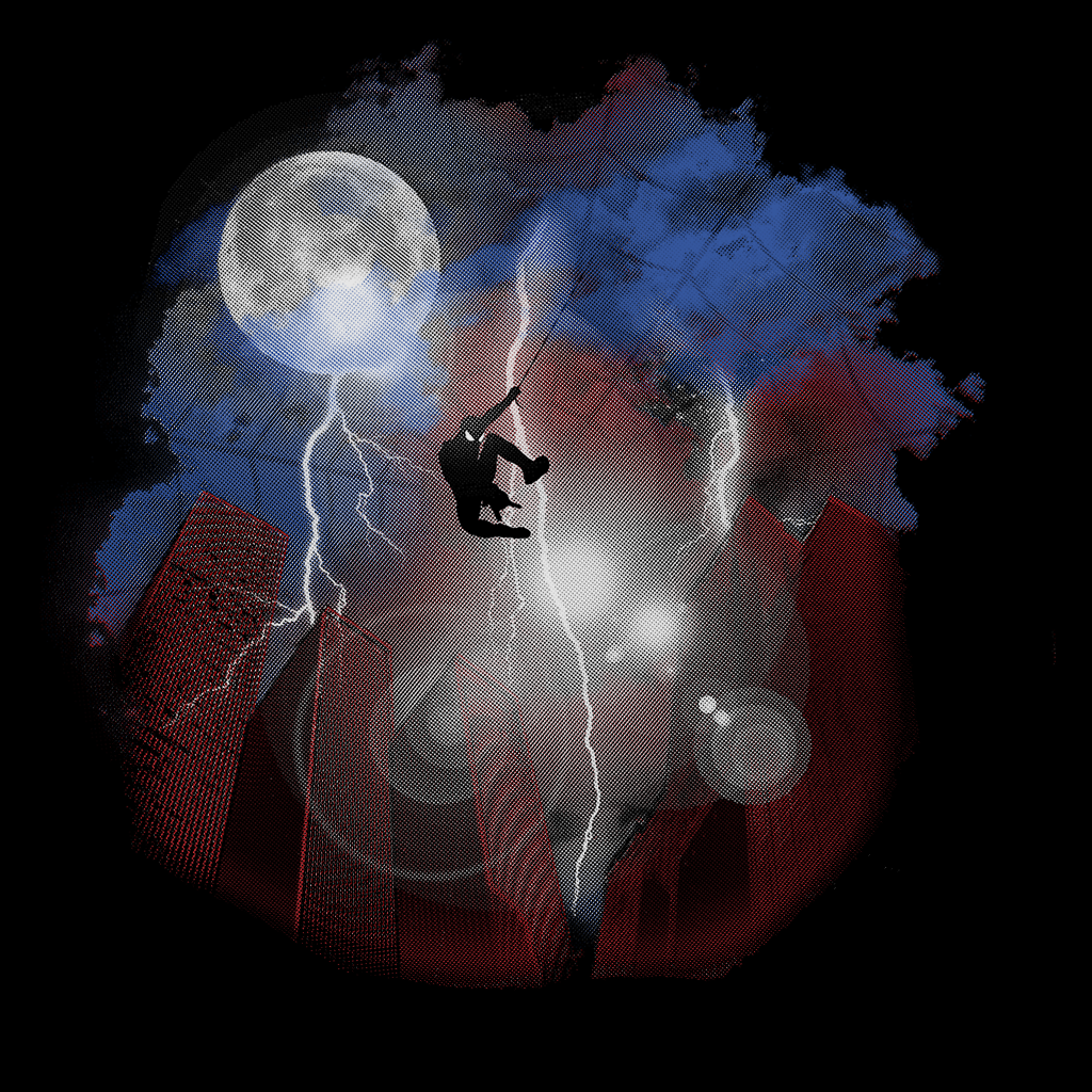Pop-Up Tee: Night Of The Spider